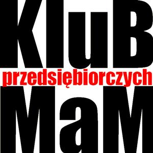 logo Klubu Przedsiebiorczych Mam