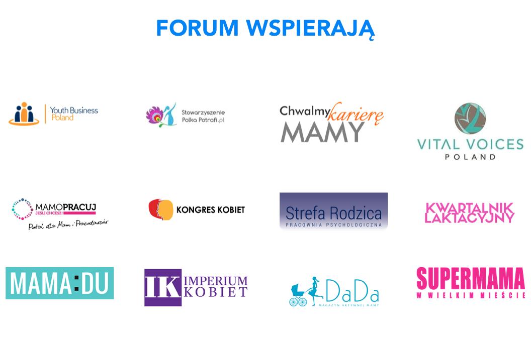 II Forum Przedsiębiorczych Mam wspierali